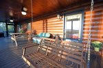 Dew Drop Inn- Blue Ridge-Screened Porch