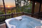 Dew Drop Inn- Blue Ridge-Hot Tub with View