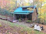 Duck's Nest Retreat in Turtletown TN - Ocoee River Cabin Rental