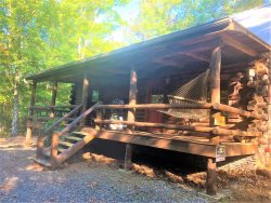Yellowstone- True Log cabin at an affordable price
