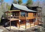 Mountain View Lodge- Amazing Views- Gas Fireplace, Wifi, Hot tub
