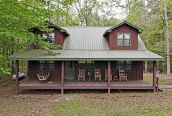 Knotty Pony Cabin | Blue Ridge Cabin Rental in North Georgia