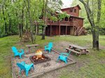 Ocoee River`s Edge Fire pit