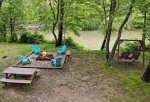 Ocoee River`s Edge- Outdoor Living