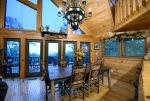 Lonesome Dove- Blue Ridge-Dining Area