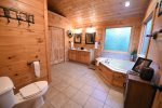 Lonesome Dove- Blue Ridge- Master Bath