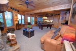 Lonesome Dove- Blue Ridge- Game Room