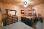 Lonesome Dove- Blue Ridge- Lower Level Bedroom