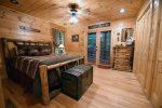 Lonesome Dove- Blue Ridge-Main Floor Bedroom