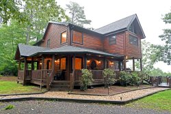Lonesome Dove- Blue Ridge- Hot tub, 3br/3ba sleeps 10,