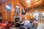 Hawk Haven-Blue Ridge cabin rentals