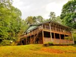 Affordably Priced,Wifi,  fishing onsite and close to Ocoee whitewater rafting