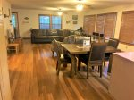 Large living room-Ocoee River cabin rentals