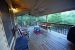 Blue Ridge Cabin Rentals-wet bar
