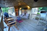 Blue Ridge Cabin Rentals-king br 1