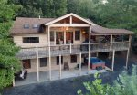 Blue Ridge Cabin Rentals-mountain view