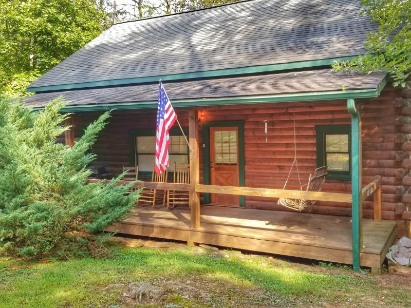 Inspiration  Close to Blue Ridge and Ocoee River Rafting. North Georgia and Ocoee Cabin Rentals   Two Bedroom Cabins