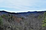Hot tub, pet friendly, Great view of the North Georgia mountains! 15 minutes to downtown Blue Ridge and Ocoee river rafting