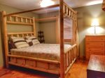 Toccoa river cabin rentals Bedroom