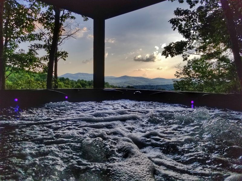 cabins ridge blue luxury of ga rentals cabin georgia in north rolling a river