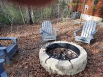 Outdoor firepit Firewood not included