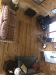 living room-Ocoee River cabin rentals