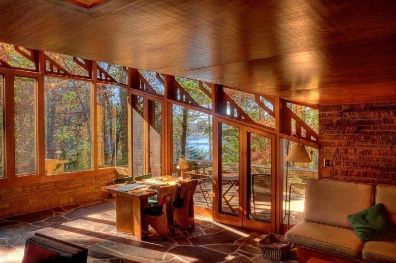 Sand County Frank Lloyd Wright Seth Peterson Cottage Wi