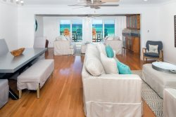 New Beachfront Listing  3 Bedroom Luxury  Step Off Your Deck to the Beach