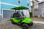 Complimentary Golf Cart-4 seater