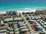 Sirenia is so close to Shirah Street beach access in Crystal Beach, Destin, Florida.
