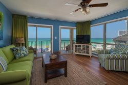 Beach Front ~ Wow Views ~ West End Unit ~ Free Beach Service