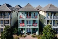 4 King Masters + 2 Bunk Rooms, Balconies Overlooking Huge Lagoon Pool