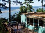 10,000 Waves Shorefront Cabin