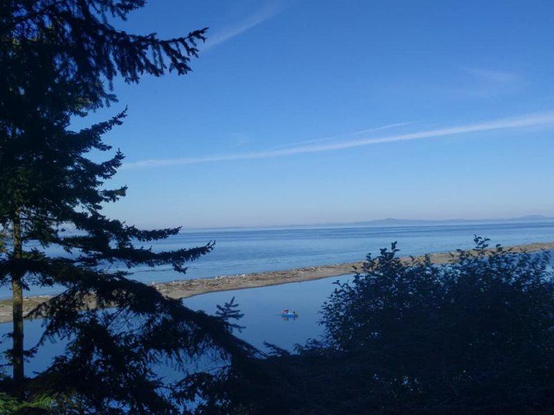 10000 Waves Shorefront Cabin   Sequim Valley Properties, LLC