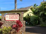 Kapaa Sands entrance