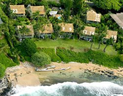 Enjoy watching the surfers from your unit and lanai