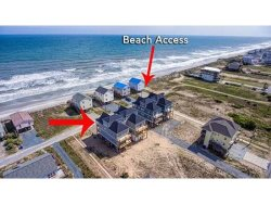 Here's a beautiful 2nd row vacation home with ocean-front views!  Book now!