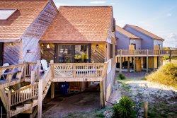 Summer special:   June 16 - August 16, weekly rental rate is $1095.  Enjoy this three bedroom beach getaway in NTB at Topsail Villas!