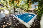 Pool that can be shared with front house Villa Selva