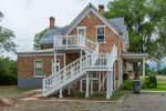 Panguitch Red Brick Homes (upper home)