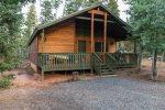 Ute Mountain Cabin