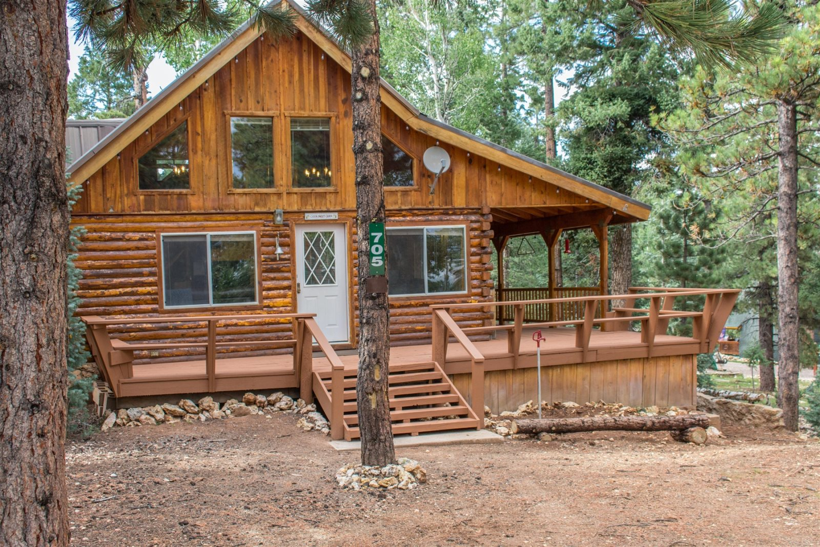 New this fall !!! Duck Creek Cozy Cabin