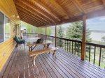 Mel's Place Panguitch Lakeside cabin 4 bedroom / 2 bath sleeps 12