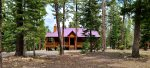 Duck Creek Mt. Cabin sleeps 8 - Newly remodel bathrooms, new furniture and decor throughout.