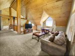 Family/Game Room with TV