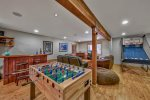 Billiards, Air Hockey, Video Games, Wet Bar, Full Surround System, Basketball...