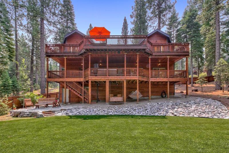 Tahoe Paradise Cabin | Peak Tahoe Vacation Rentals