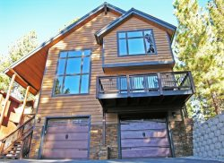 Welcome to your Tahoe home. Nice easy assess and parking in winter and summer.