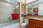 Guest Bath with Tub-Shower