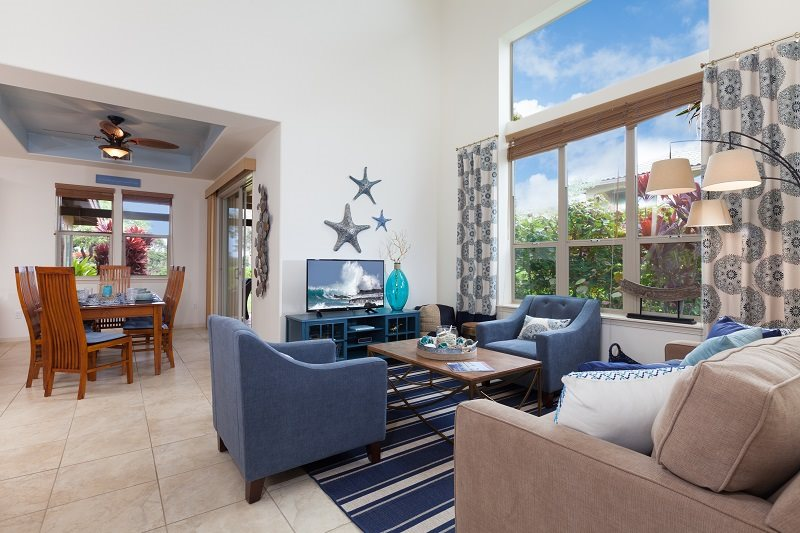 Fairways Mauna Lani 2 Bedroom Townhome With Swimming Pool Hot Tub Close To Beaches Fitness Room